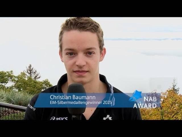 NAB-AWARD 2015 - Christian Baumann (Kandidat)