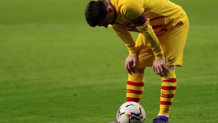 Lionel Messi und Co. läuft es in der Meisterschaft überhaupt nicht
