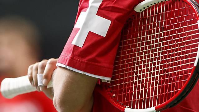 Schweizer Davis-Cup-Team trifft 2015 in Runde 1 auf Belgien