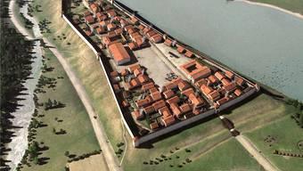 Wo man die Römer in Basel heute noch findet