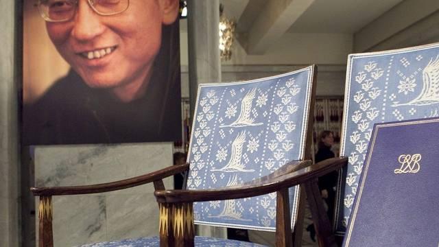 Konnte den Friedensnobelpreis nicht persönlich in Empfang nehmen: Liu Xiaobo (Archiv)
