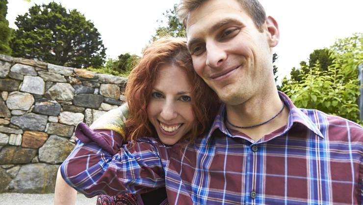 Sue und Shawn trafen sich bei Match.com.