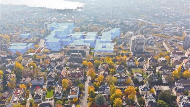 4,5 Milliarden Franken für neues Hochschulquartier