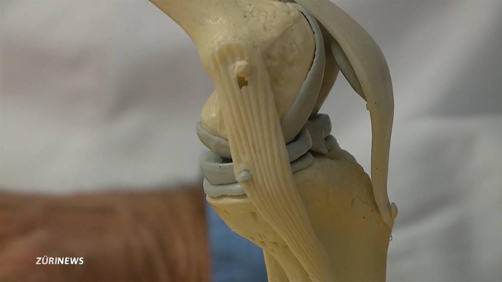 Knieverletzungen: Der wunde Punkt von Profis und Hobby-Skifahrern