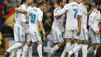 Real Madrid kann den Abstand zu Leader Barcelona vorerst wieder verkürzen