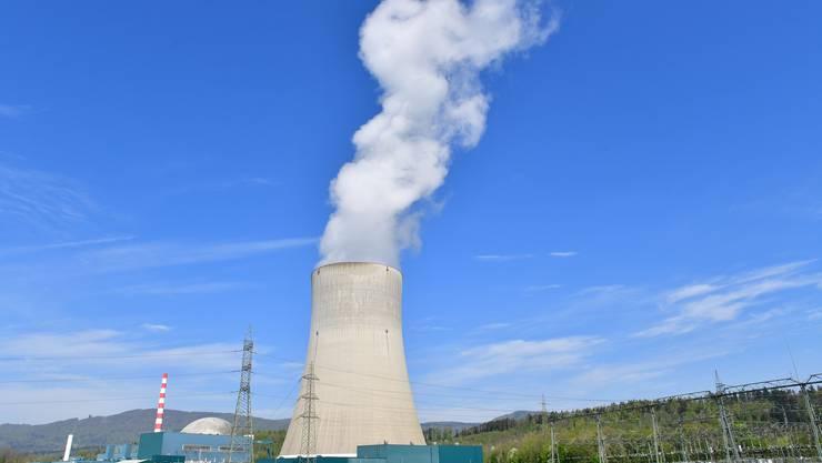 Das Kernkraftwerk Gösgen gehört zu den grossen Stromproduzenten der Schweiz.