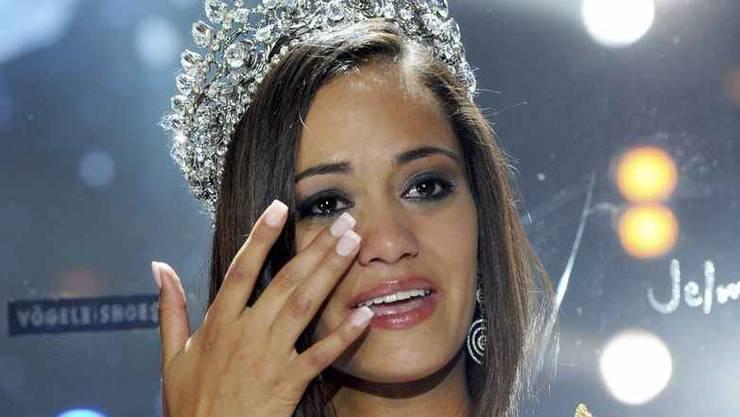 Alina Buchschacher, die neue Miss Schweiz 2011
