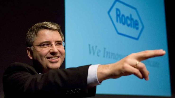 Roche-CEO Severin Schwan hält das Angebot für «unwiderstehlich».