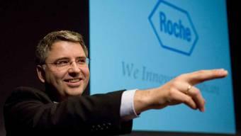 Roche-CEO Severin Schwan soll auch in den Verwaltungsrat