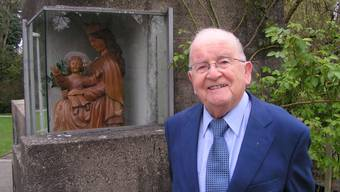 Eugen Vogel ist seit 65 Jahren als Priester im Einsatz.
