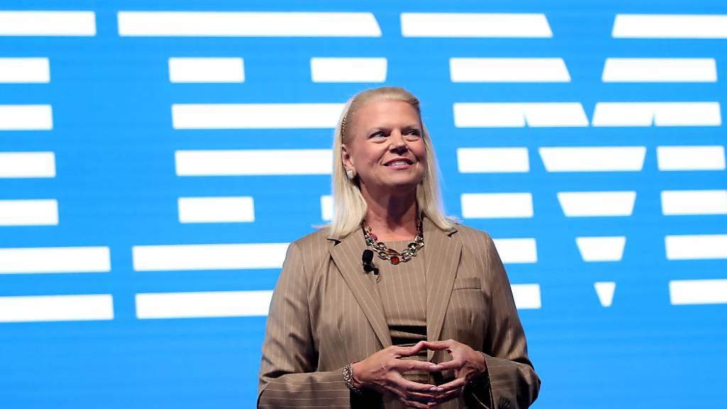 IBM-Chefin Rometty tritt zurück – Nachfolger wird Arvind Krishna