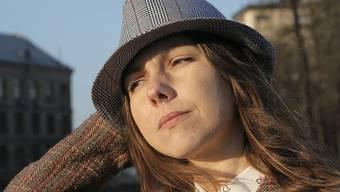 Vira Sawtschenko setzt sich für die Freilassung ihrer Schwester Nadeschda ein. Nun soll Vira an der ukrainisch-russischen Grenze festgenommen worden sein.