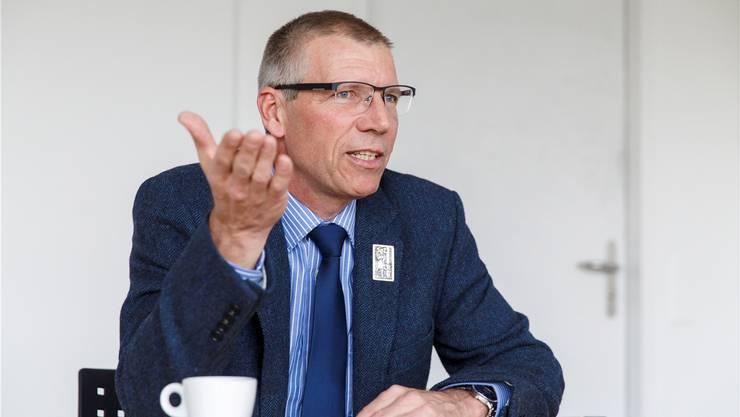Er wählt deutliche Worte: Oberrichter Frank-Urs Müller, der schon über manche Ausschaffung mitentschieden hat.