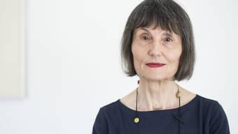 Autorin Ilma Rakusa wird mit dem Kleist-Preis ausgezeichnet. (KEYSTONE/Ennio Leanza)