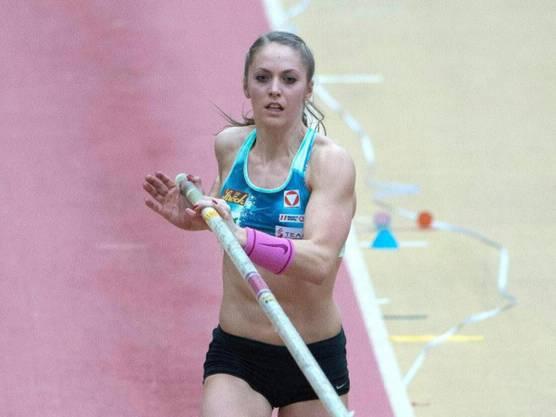 Kira Grünberg als Spitzensportlerin