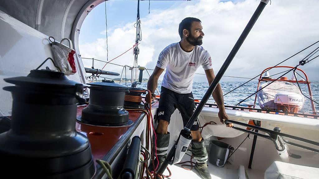Roura greift mit neuem Boot an