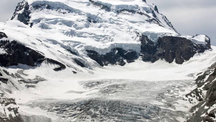 Der Grand Combin ist einer höchsten Gipfel der Alpen und ein beliebtes Ziel für Berggänger. (Archivbild)