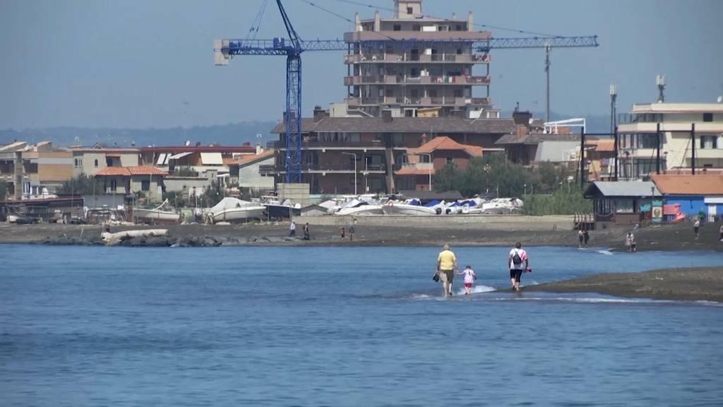 Italiener dürfen auf Strandferien hoffen