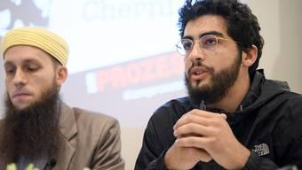 Bis am Donnerstag wird am Schweizer Bundesstrafgericht in Bellinzona eine Anklage der Bundesanwaltschaft gegen zwei Vorstandsmitglieder und den Präsidenten des Islamischen Zentralrats Schweiz (IZRS) verhandelt.