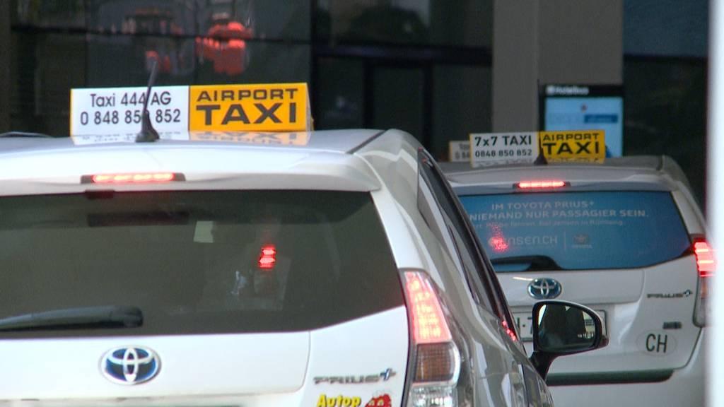 7x7-Taxi und 444-Taxi verlieren ihr Monopol am Flughafen Zürich