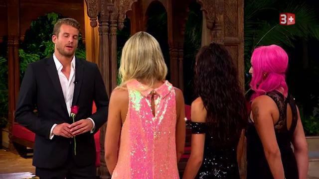 Janine Erne erhält vom Bachelor keine Rose mehr.