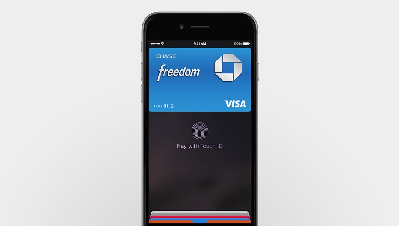 Mit Apple Pay lässt sich ab Oktober in den USA bezahlen