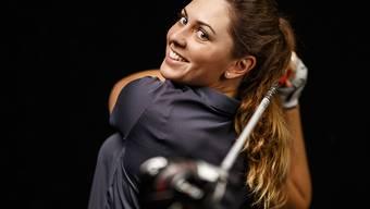 Kim Métraux darf sich über ihr Abschneiden am Swiss Ladies Open zu Recht freuen
