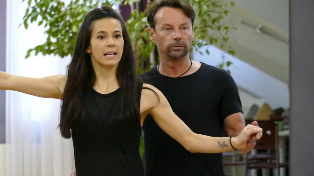 «Das macht Spass»: Florian Ast trainiert in Solothurn für die Tanz-Show «Darf ich bitten?» von SRF