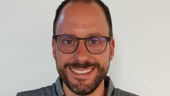 Der Neue Bauverwalter: Dominik Roth