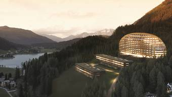 Das sind die zukünftigen Luxushotels der Schweiz