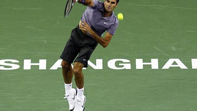 Hat in Shanghai die Weltausstellung besucht: Roger Federer
