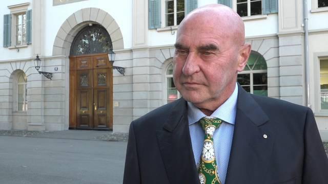 Fall Kiko: Verteidiger Valentin Landmann vor dem Prozess