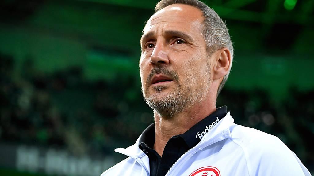 Hütter trainiert künftig Borussia Mönchengladbach