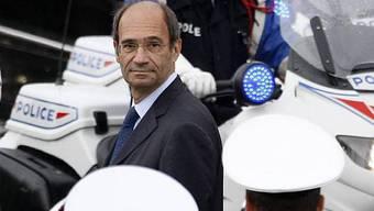 Eric Woerth am französischen Nationalfeiertag in Paris