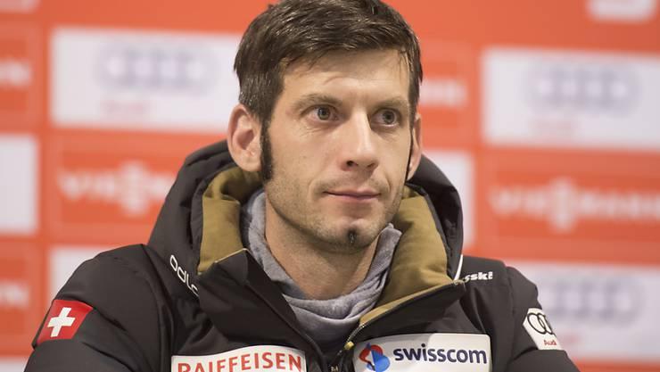 Ronny Hornschuh übernimmt das Amt des Skisprung-Cheftrainers