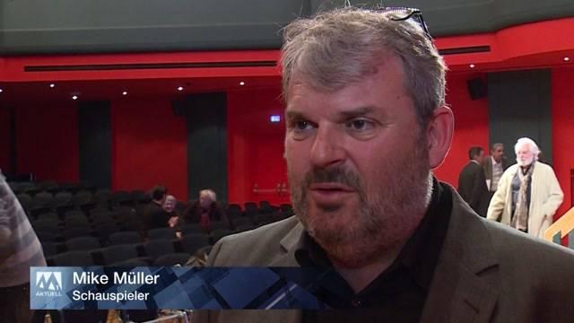 Mike Müller erhält Oltner Kunstpreis