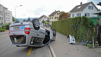 Unfall Lernfahrerin Uster