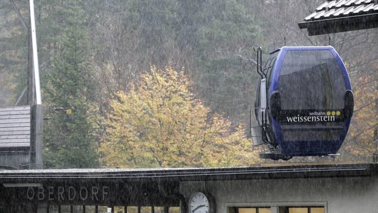 Neue Weissensteinbahn ist dank Richtplanänderungen ein Feld vor.