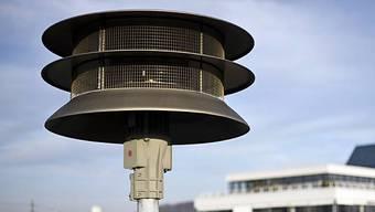 Am frühen Nachmittag des 6. Februar ist in der ganzen Schweiz Sirenentest angesagt.