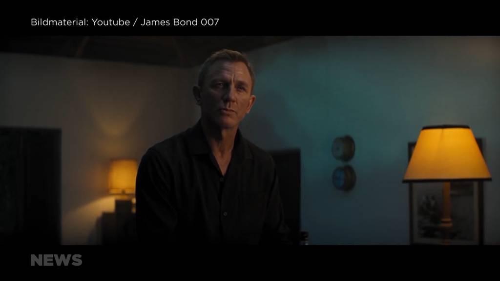 Geschüttelt, nicht gerührt: Daniel Craigs letzter Bond Auftritt