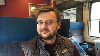 Armin Praschniker (36), Marketing & Intelligence, Graz (Österreich).