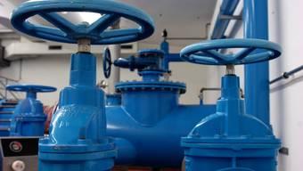Der Grenchner Wasserverbund öffnet die Schleusen für die Wasserversorgung von Biberist.