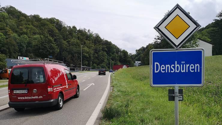 Orientiert sich Densbüren künftig nur Richtung Aarau oder auch talabwärts? Der 25. September könnte Klarheit bringen.