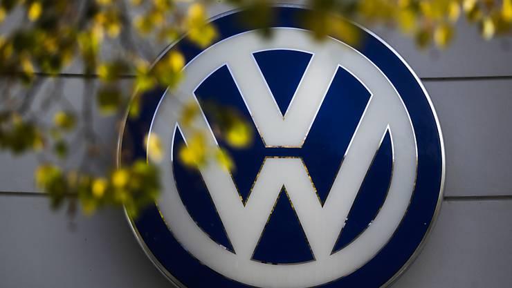 """Der deutsche VW-Konzern bezeichnet den Skandal um manipulierte Abgaswerte neu verharmlosend als """"Dieselthematik"""" . (Archiv)"""