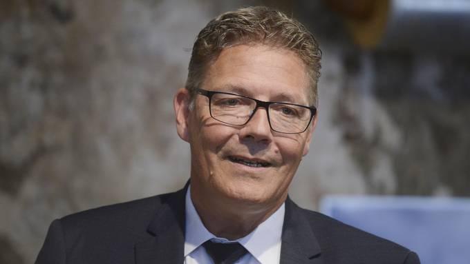 Regierungsrat Roland Fürst
