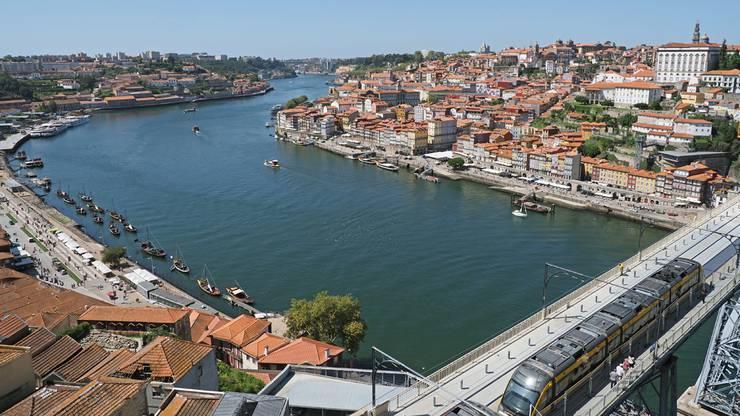 Porto am Douro, Portugal