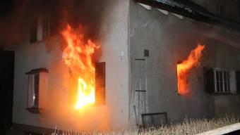 Brand in Weiningen