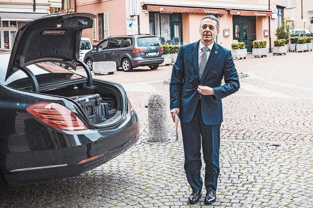 Hat immer noch Mühe, sich einzubringen: FDP-Bundesrat Ignazio Cassis.