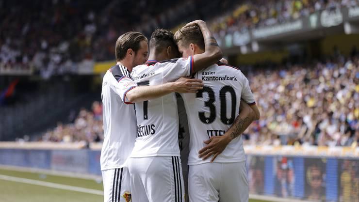 Der FCB gewinnt trotz Schönheitsfehlern.