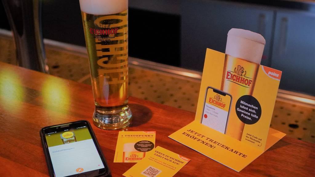 Gratis Bier dank digitalem Pass